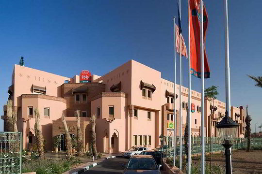 Ibis Hotel Marrakech Morocco Ibis Marrakech Palmeraie Hotel