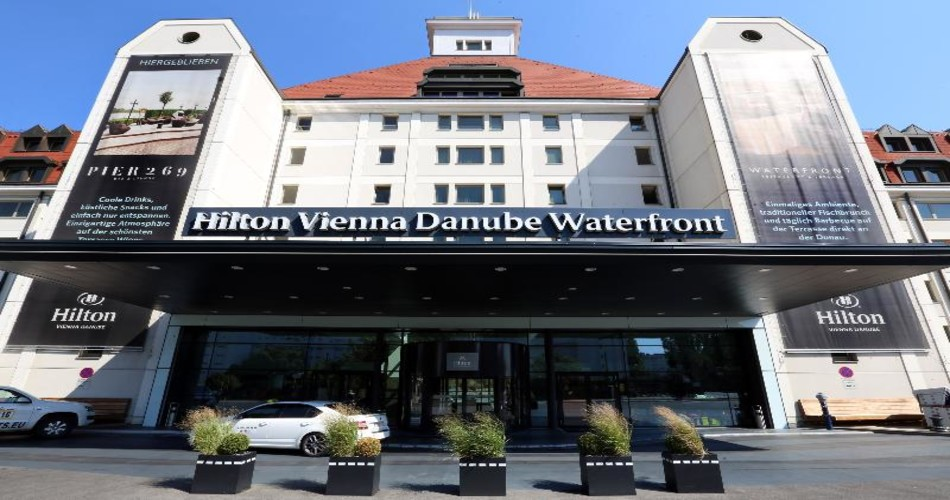 Hilton Vienna Danube photo 1