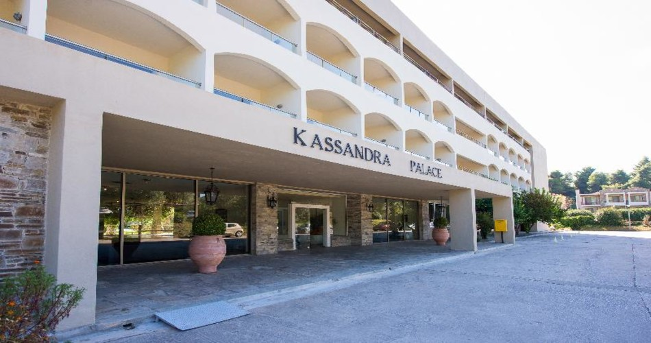 Kassandra Palace & Spa photo 9