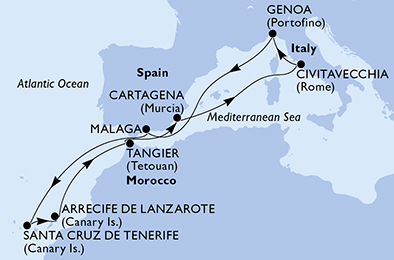 Cruise Deals - Royal Caribbean, MSC Cruises and more from