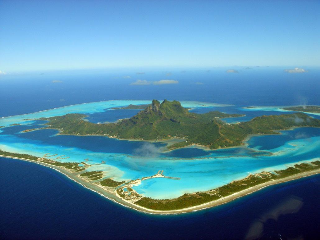 Cuándo ir a Bora Bora Visita BORA BORA!
