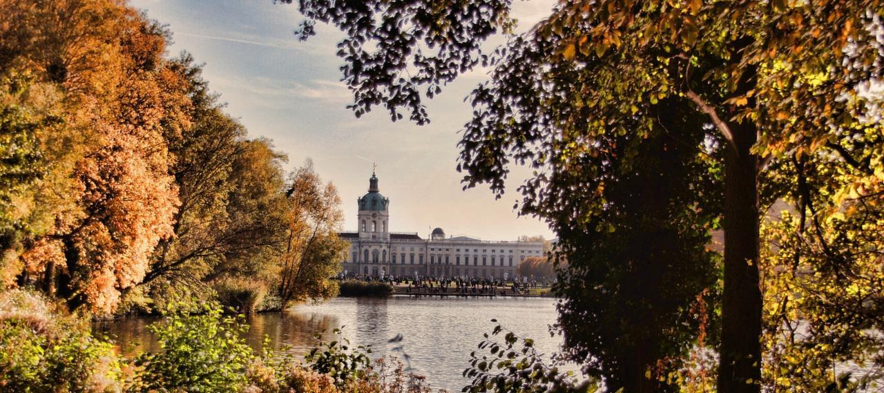 Castle Charlottenburg in Berlin