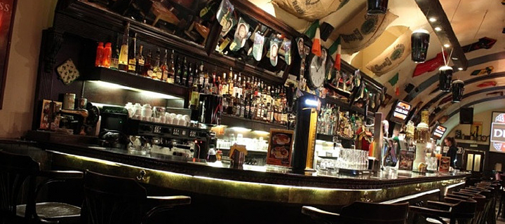 The Dubliner Irish Bar and Restaurant in Prague