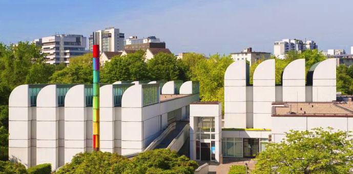 Bauhaus museum berlin