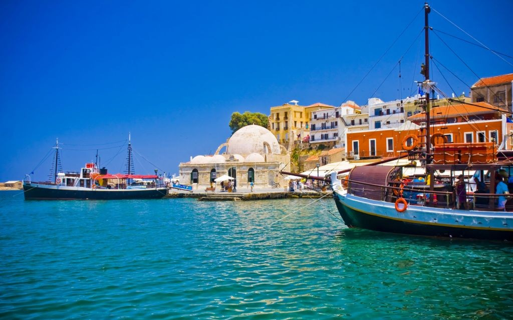 Top 10 Places to Visit in Crete - Top 10 Crete Travel Guide (Includes Chania Town, Heraklion, Knosso
