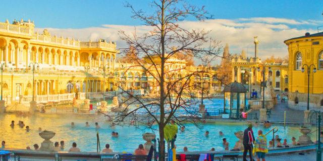 Szechenyi Budapest Baths