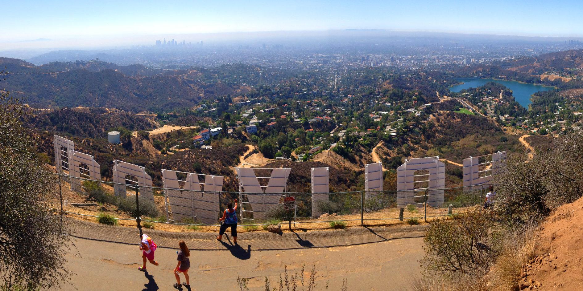 Explore Los Angeles - Hiking