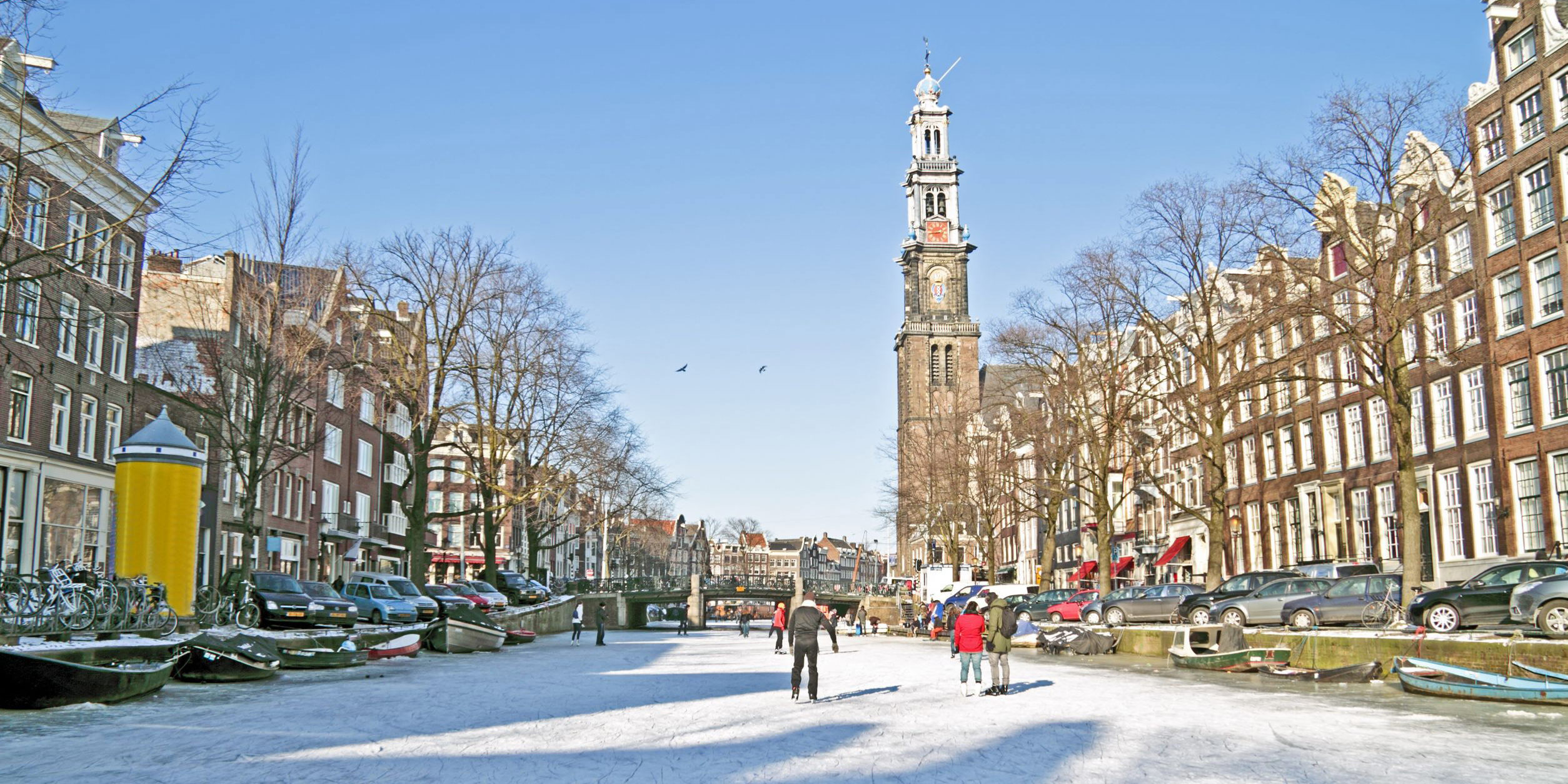 amsterdam winter attractions