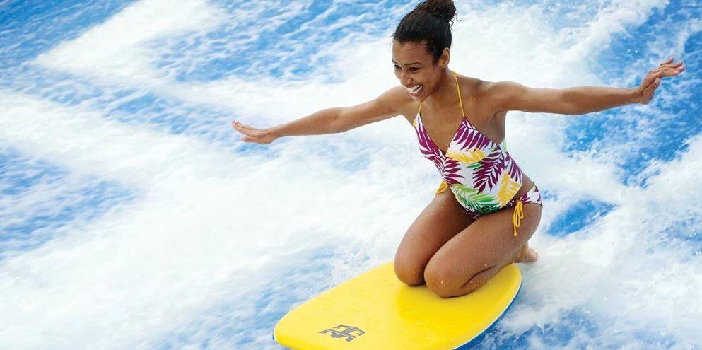 royal-caribbean cruises wave pool