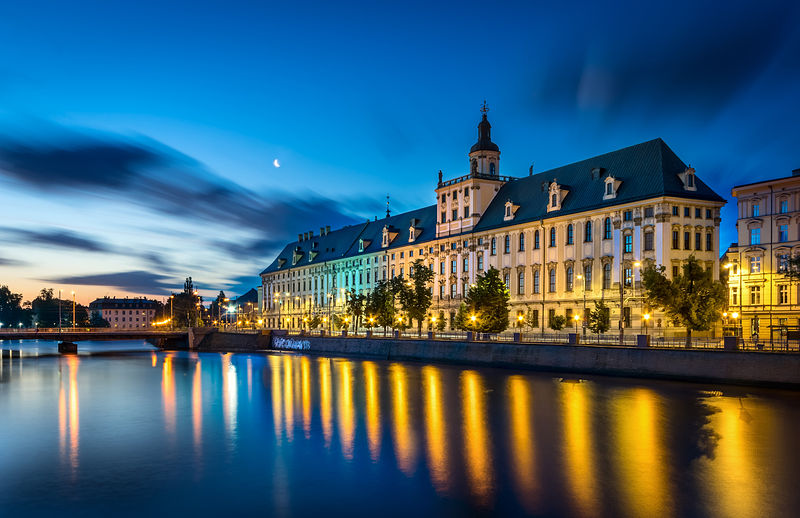 city breaks to wroclaw