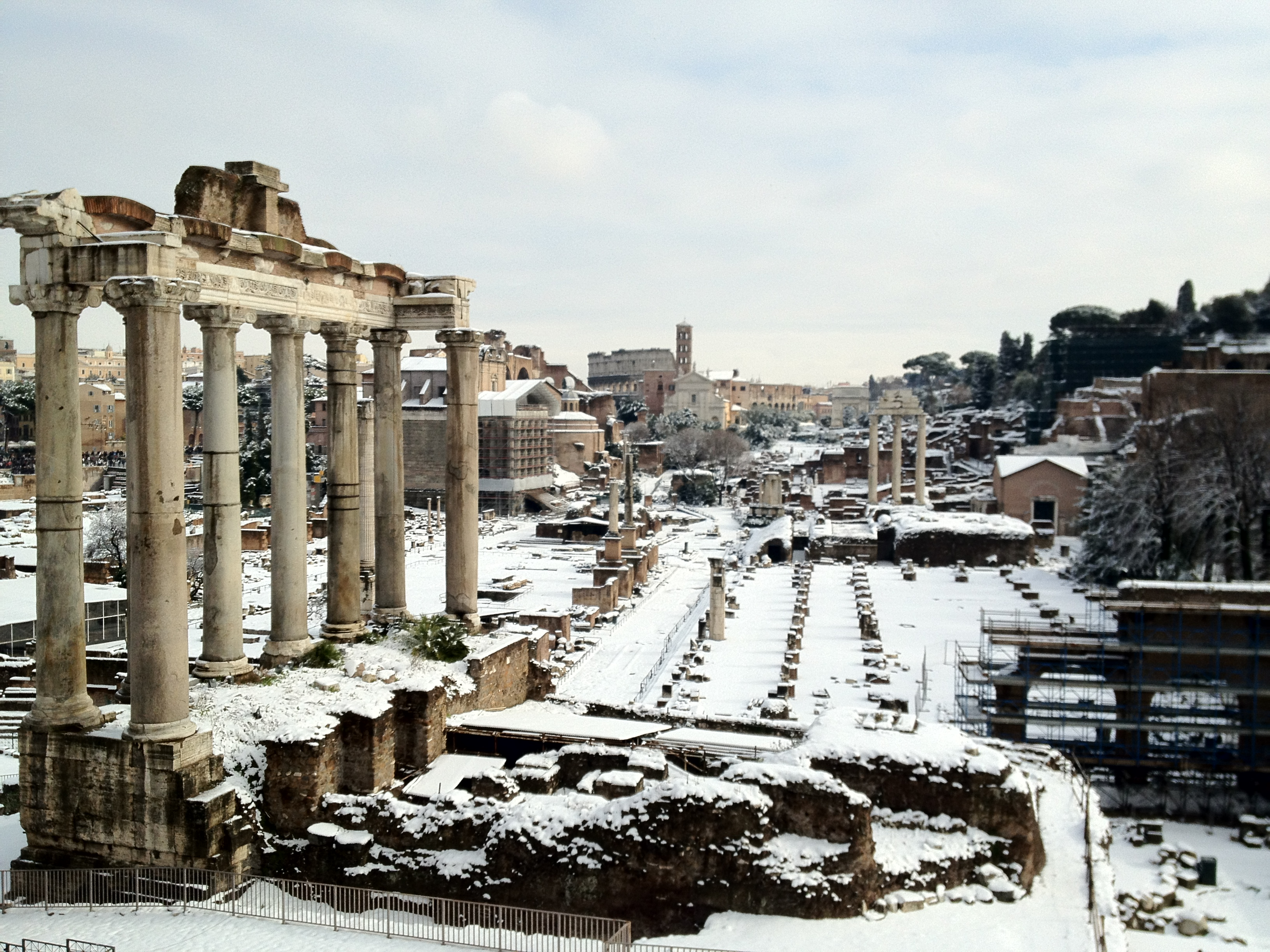 Rome Winter Attractions