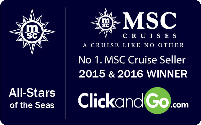 MSC Best Selling Cruise Agent Award