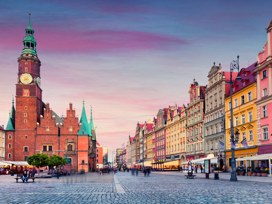 what to see in wroclaw