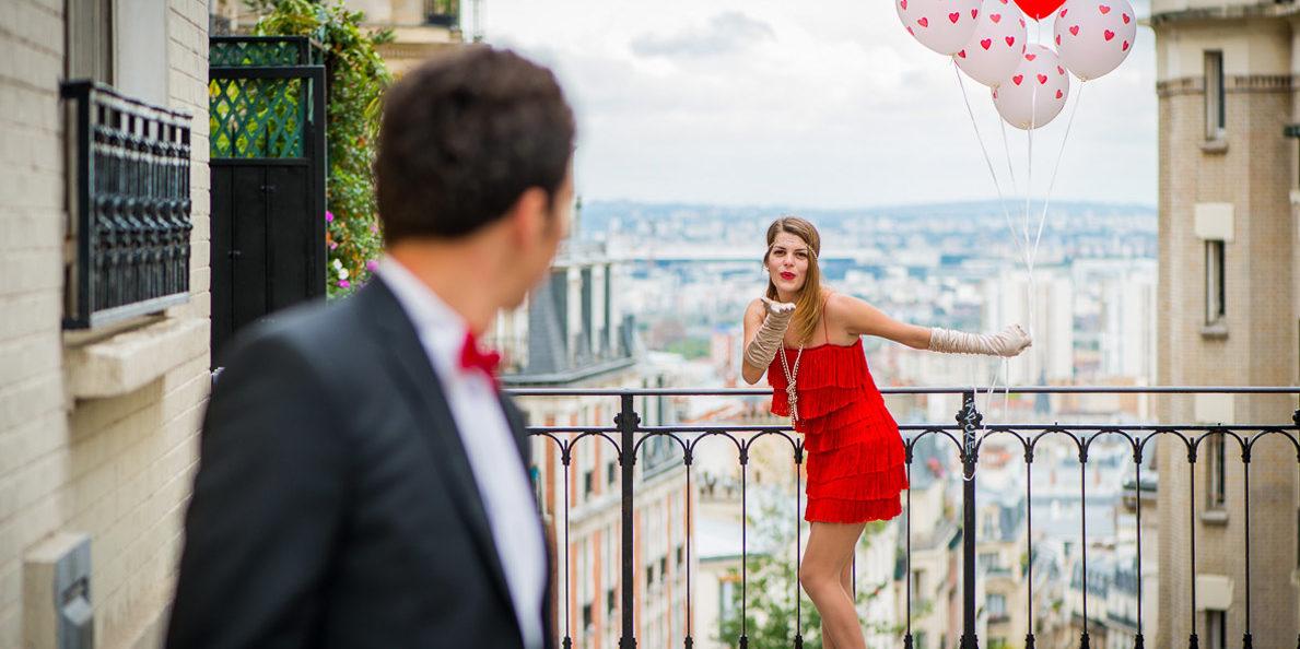 Paris-romantic-places-pont des arts