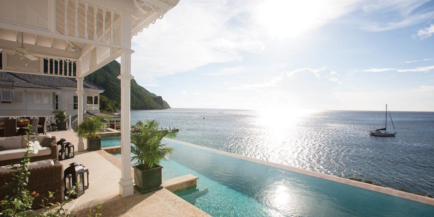 Romantic Places - St Lucia