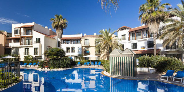 Family-friendly hotels in Salou