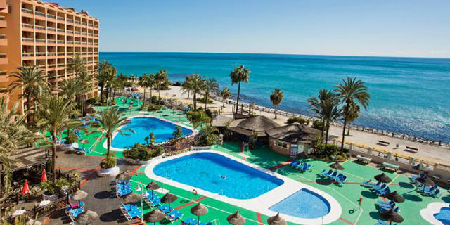 Family-friendly hotels in Costa del Sol