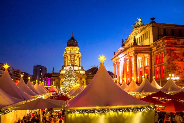Berlin Christmas Markets 2017
