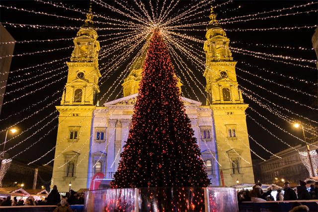 Budapest Christmas Markets 2017