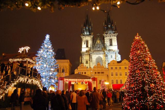 Prague Christmas Markets 2017