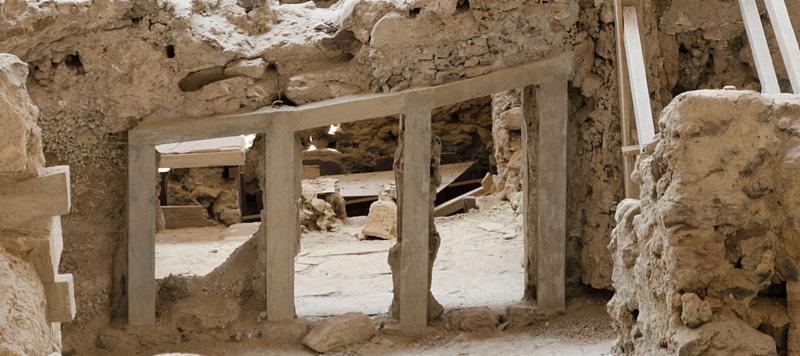 Akrotiri Ruins in Santorini - Santorini Bucket List