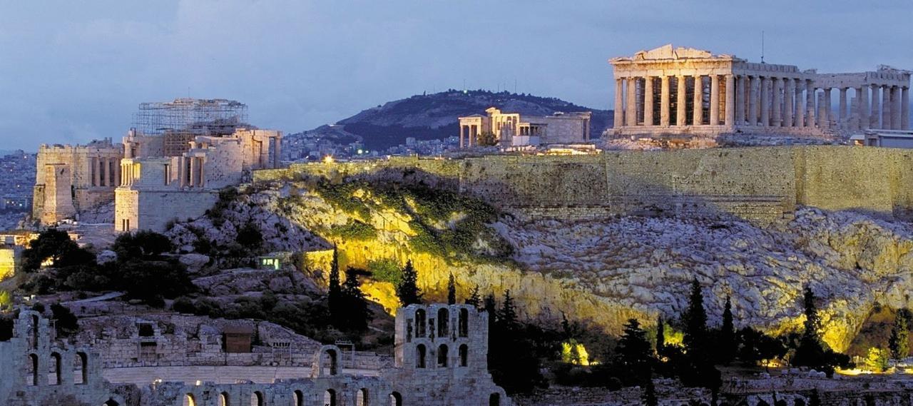 Acropolis in Athens Greece   Cheap City Breaks in 2018