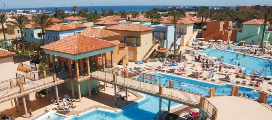 Bronchemar Beach Resort in Caleta de Fuste - Family Friendly Resort in Fuerteventura