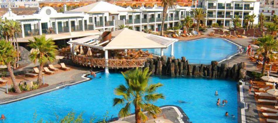 Las Marisnas Resort in Corralejo - Family Friendly Resort in Fuerteventura