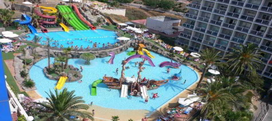 Los Patos Park in Benalmadena - Family Friendly Resort in Costa del Sol