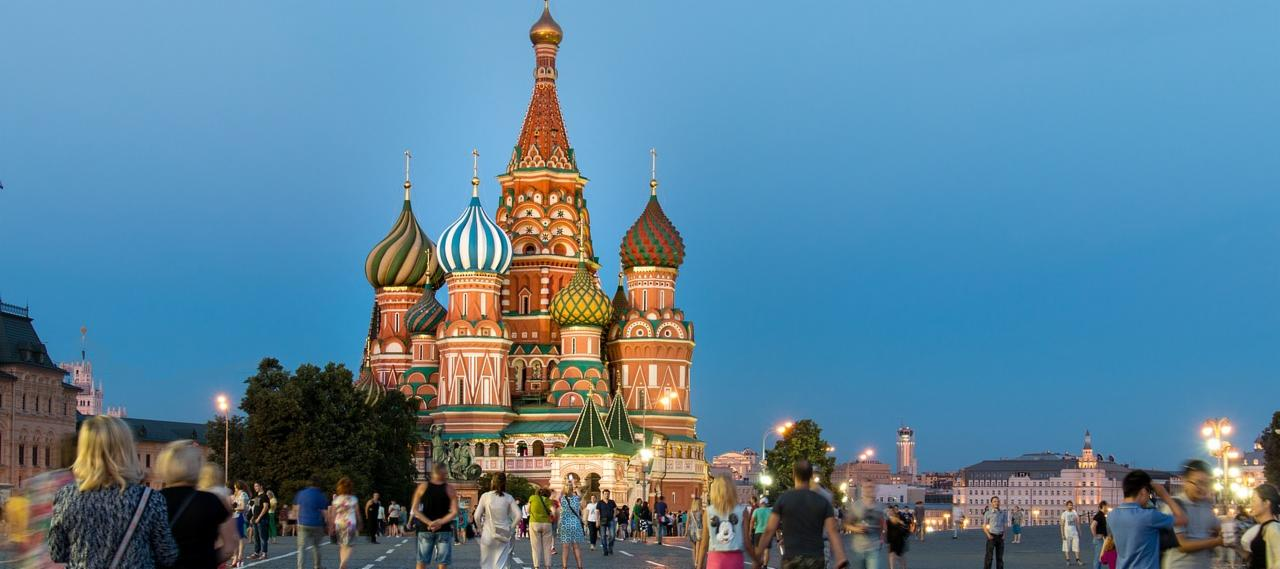 Moscow Russia | Cheap City Breaks in 2018