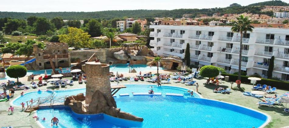 Pirates Village Resort in Santa Ponsa - Family Friendly Resort in Majorca