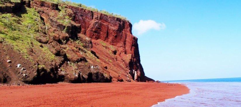 Red Beach in Santorini - Santorini Bucket List