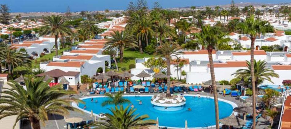 Sol Barbacan in Playa del Ingles - Family Friendly Sun Resort