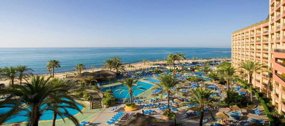 Sunset Beach Club, Benalmadena - Family Friendly Resort in the Costa del Sol