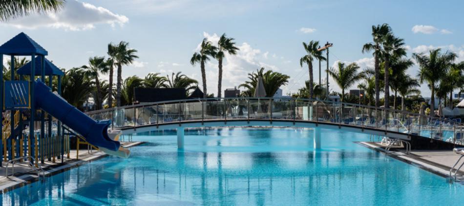 THB Tropical Island Resort in Playa Blanca - Family Friendly Resort in Lanzarote
