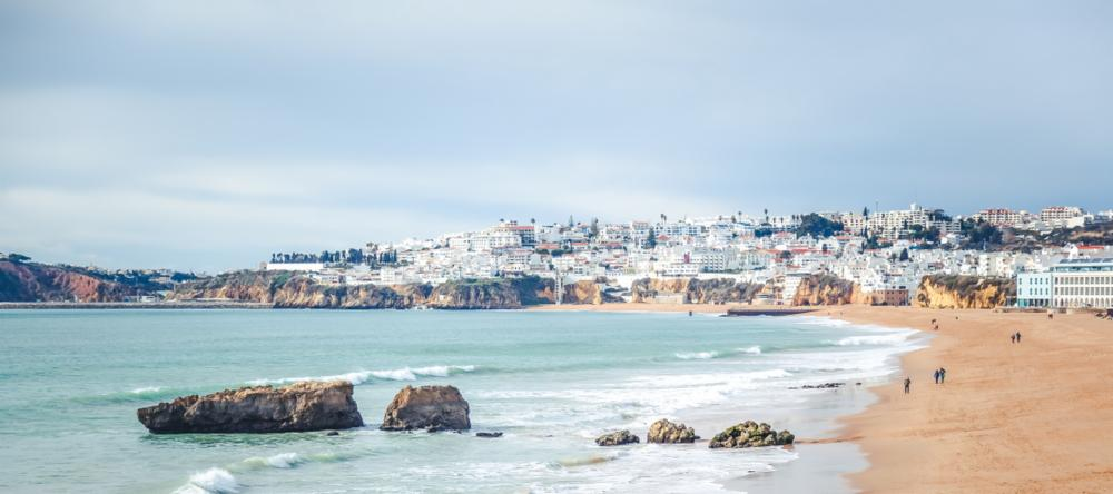 Albufeira's Fisherman's Beach | The Best Day Trips from Albufeira