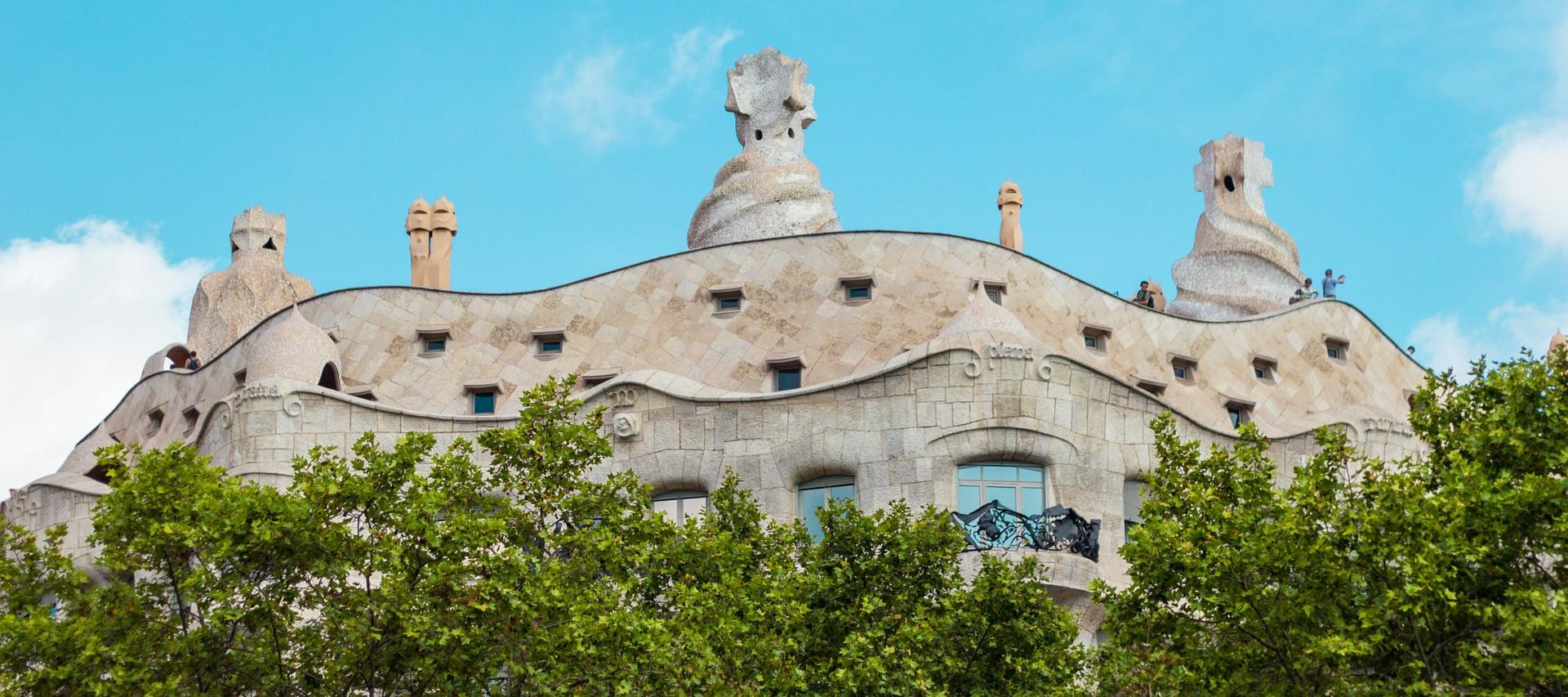 Gaudi's Casa Milà in Barcelona | 5 Destinations on Every European City Break Bucket list