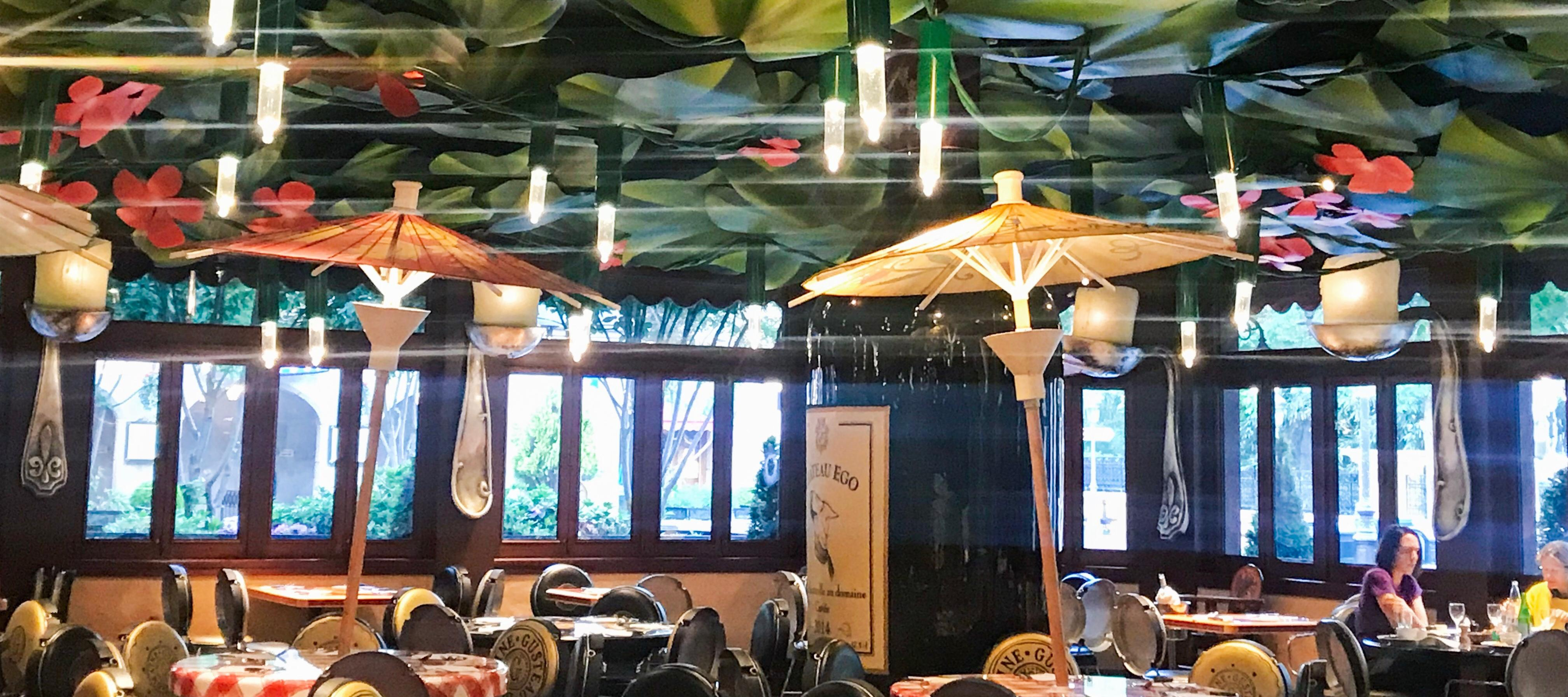 Bistro Chez Remy in Disneyland Paris