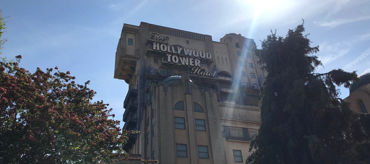 Hollywood Tower of Terror Hotel in Disneyland Paris | Your Guide to Disneyland Paris