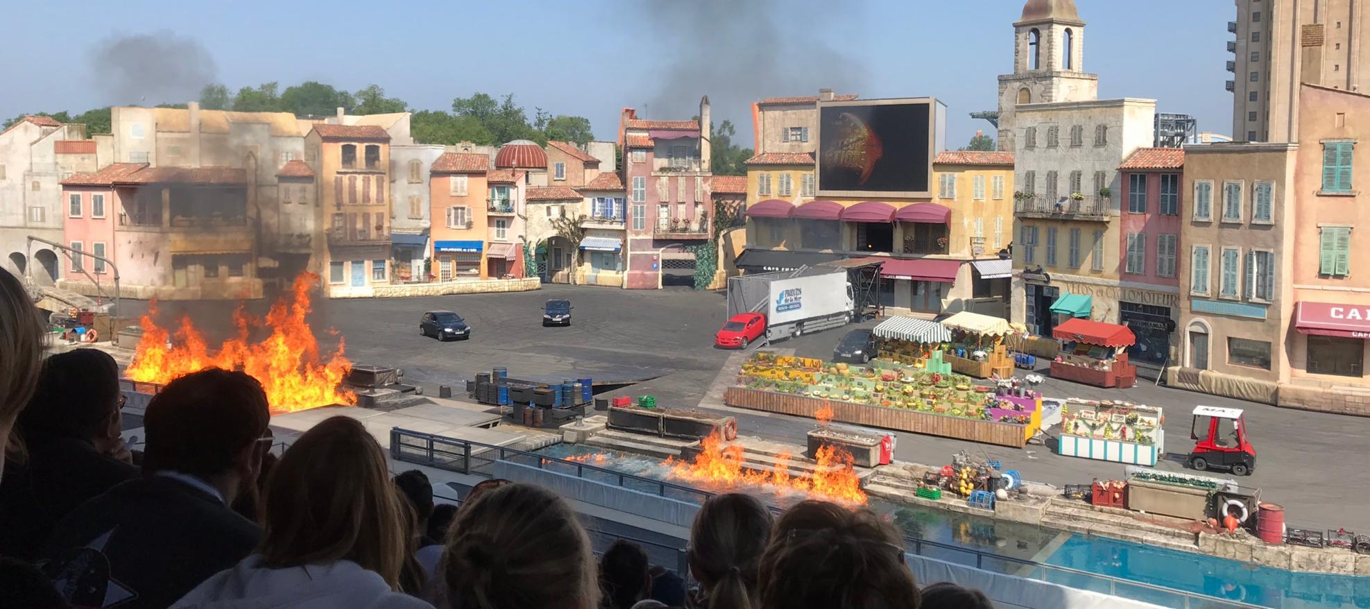 Moteurs... Action! Stunt Show Spectacular at Disneyland Paris | Your Guide to Disneyland Paris