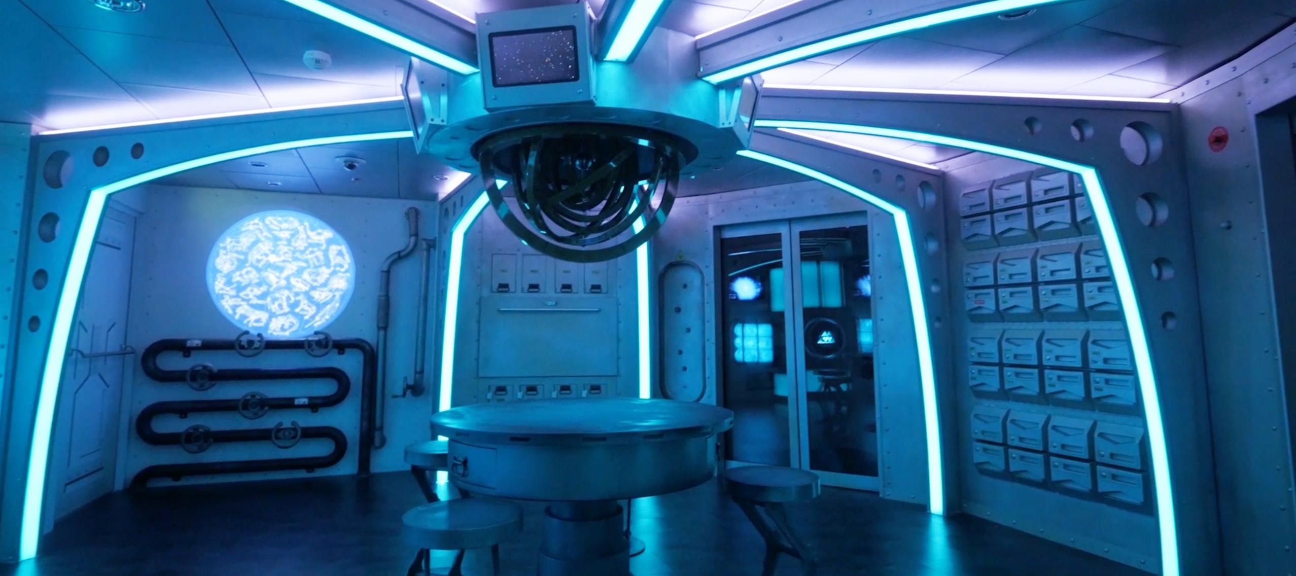 Escape Room on Royal Caribbean's Independence of the Seas