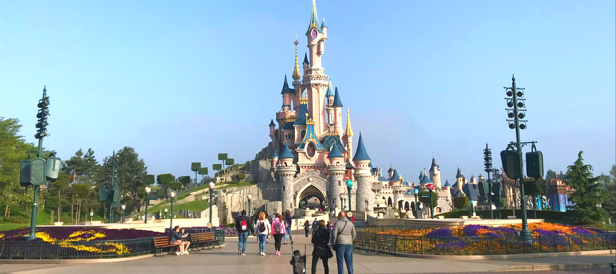 Your Guide To A Weekend In Disneyland Paris With Click Go