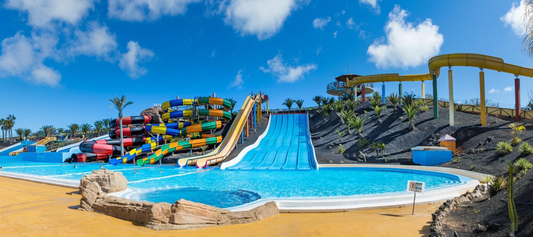 Acua Park in Fuerteventura | Your Guide to Fuerteventura