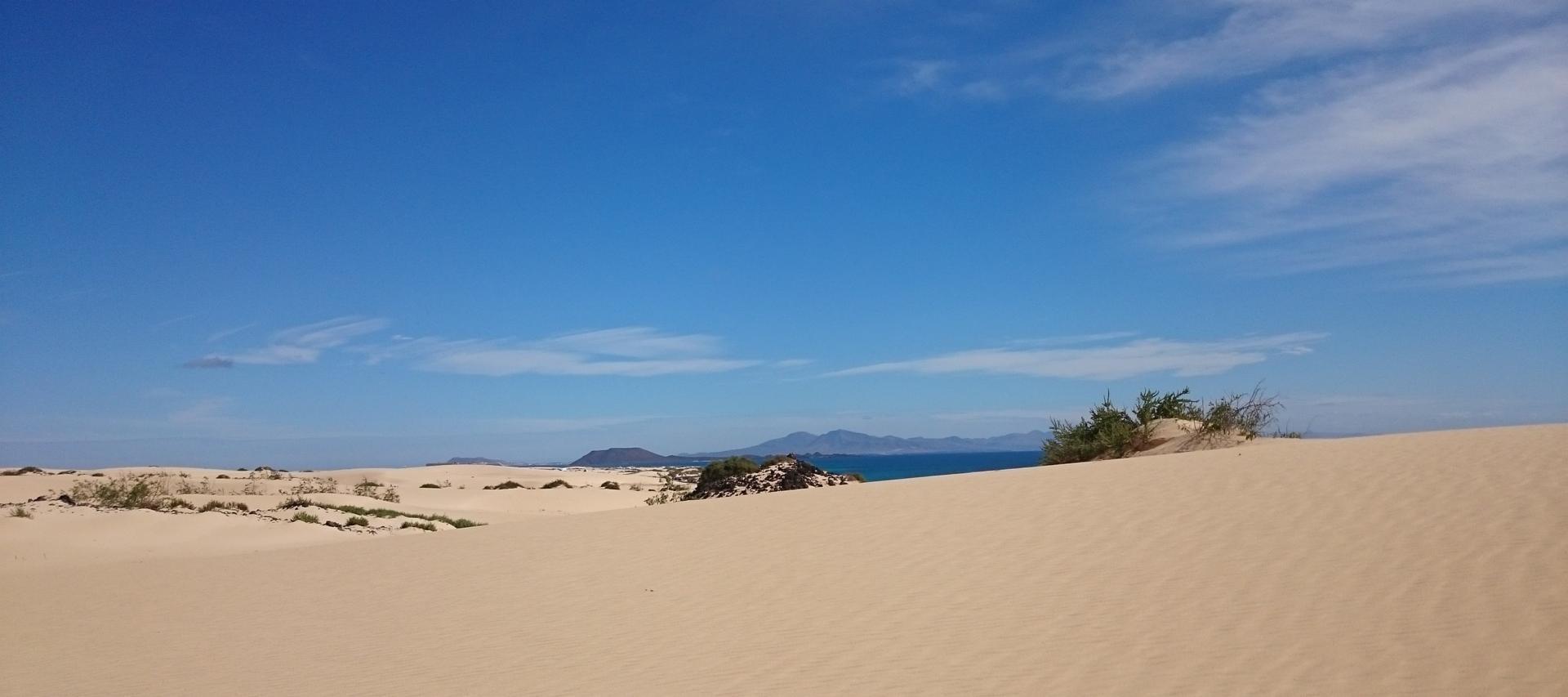 Sand dunes in Fuerteventura | Your Guide to Fuerteventura