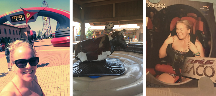 Siobhan's trip to PortAventura World with Click&Go