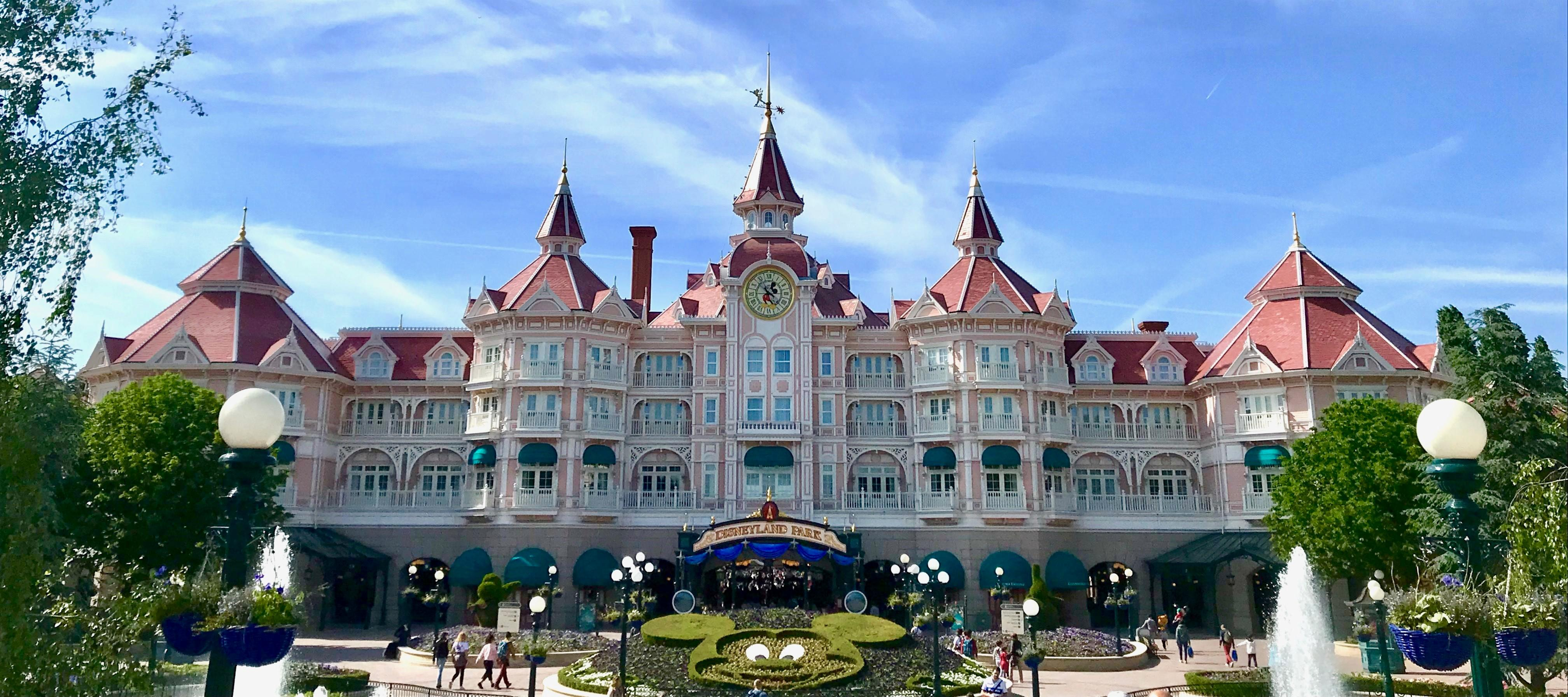 Disney Hotel at Disneyland Paris