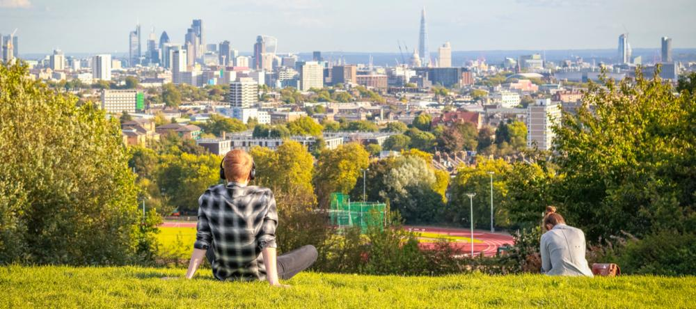 Hampstead Heath Park in London | 6 Alternative Things to Do in London