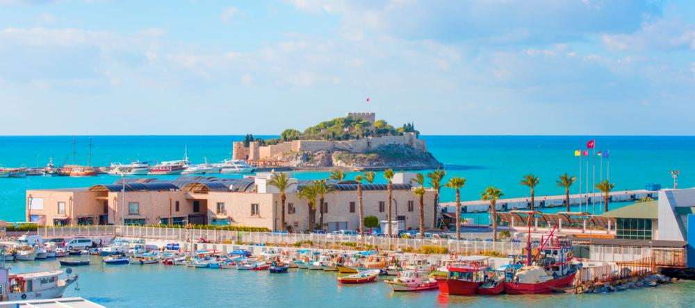 Kusadasi Harbour | Best day trips in Kusadasi