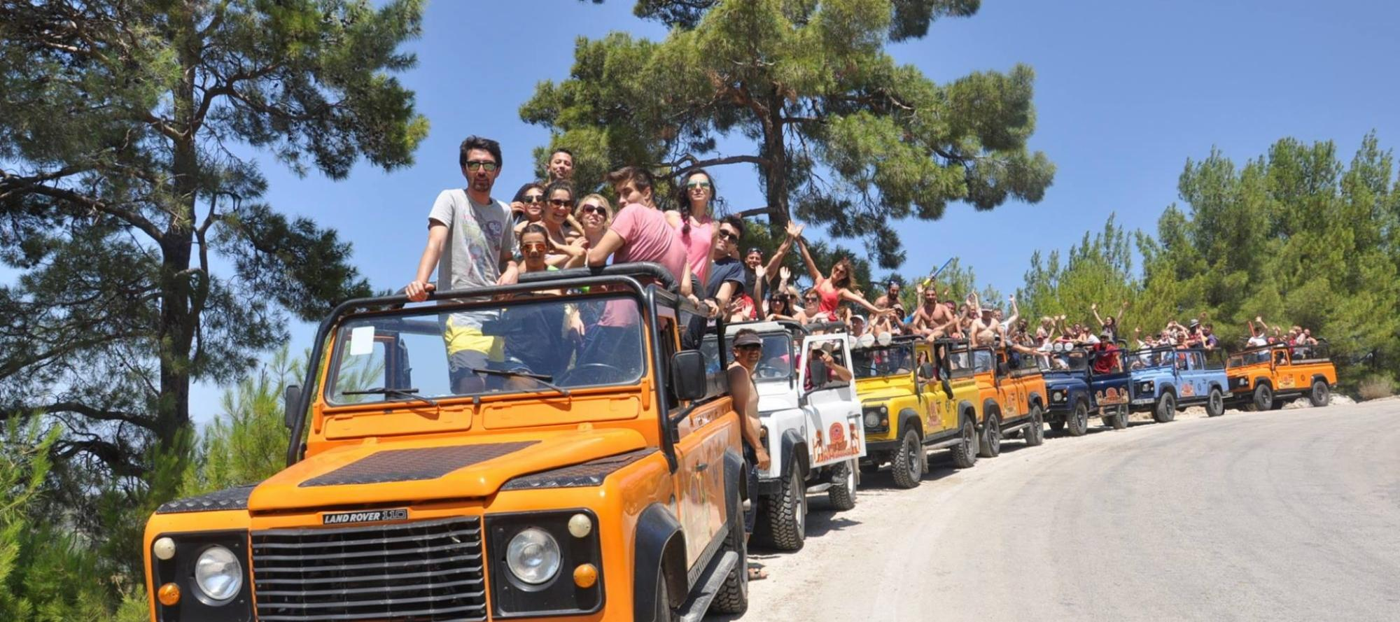 Jeep safari tour in Kusadasi, Turkey | Best day trips in Kusadasi