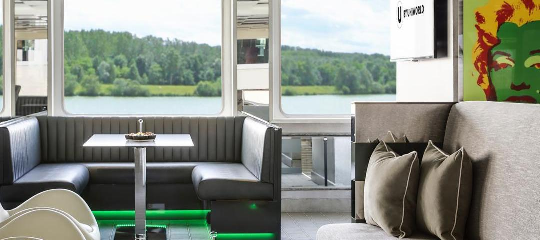 U Lounge on U by Uniworld ship